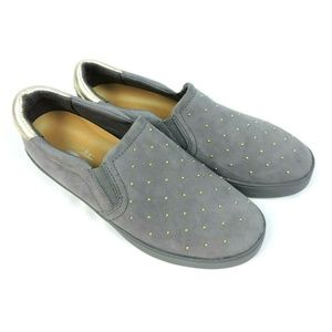 Dr Scholls Scout 6M Original Coll. Gray Leather